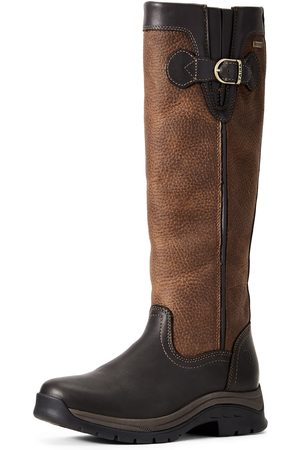 Ariat Women's Belford GORE-TEX Boots in Ebony Leather