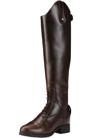 Ariat Damen Stiefel - Women's Bromont Pro Tall Waterproof Insulated Boot in Waxed Chocolate Leather