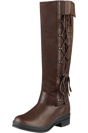 Ariat Women's Grasmere Waterproof Boots in Chocolate