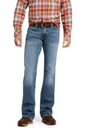Ariat Herren Bootcut - Men's M7 Rocker Stretch Legacy Boot Cut Jeans in Drifter Cotton