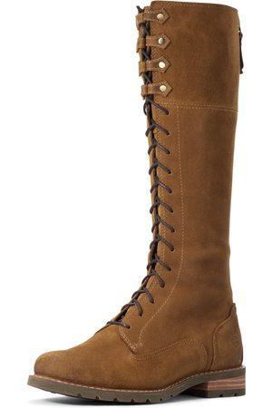 Ariat Women's Ketley Waterproof Boots in Chestnut Leather