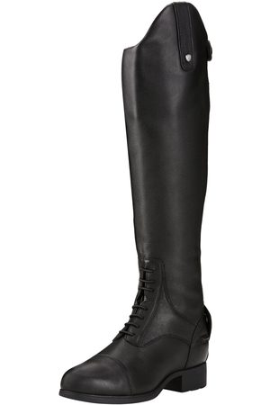 Ariat Women's Bromont Pro Tall Waterproof Insulated Boot in Black Leather