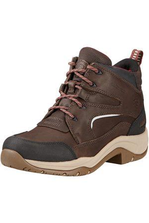 Ariat Damen Schuhe - Women's Telluride II Waterproof Shoes in Dark Brown