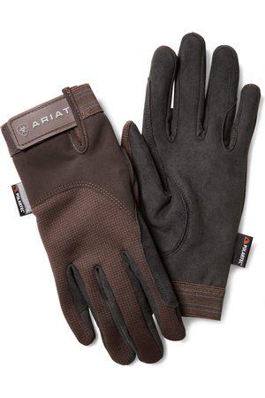 Ariat Handschuhe - Insulated Tek Grip Gloves in Bark