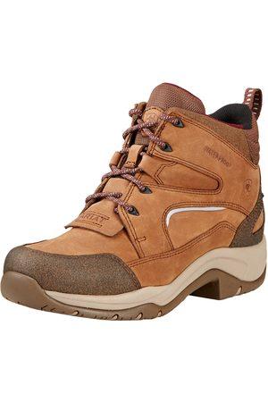 Ariat Damen Schuhe - Women's Telluride II Waterproof Shoes in Palm Brown