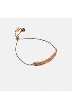 Damen Armbänder - Armband mit Schiebeverschluss
