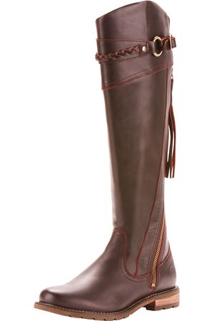 Ariat Women's Boots in Cordovan Leather