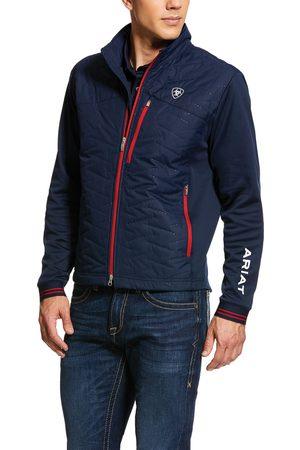 Ariat Herren Fleecejacken - Men's Hybrid Insulated Jacket Fleece