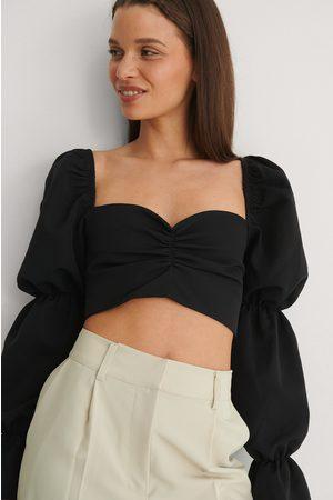 Trendyol Bluse - Black