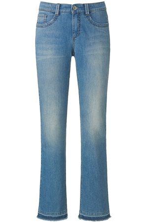 Peter Hahn Damen Cropped - Jeans - Passform Sylvia denim