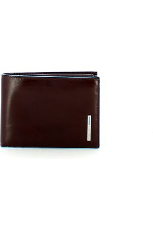 Piquadro Wallet with Square coin purse , Herren, Größe: One size