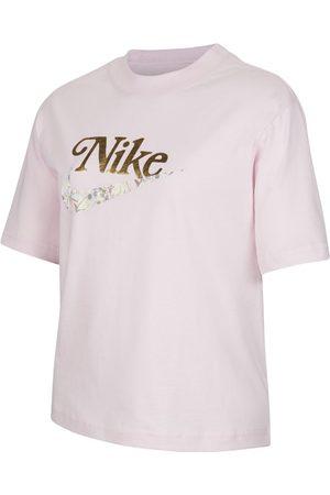 Nike Sportswear T-Shirt für ältere Kinder (Mädchen) - Pink