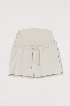 H&M Damen Shorts - MAMA Sweatshorts