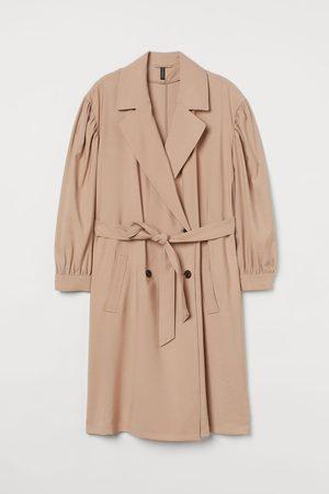 H&M + Kurzer Trenchcoat