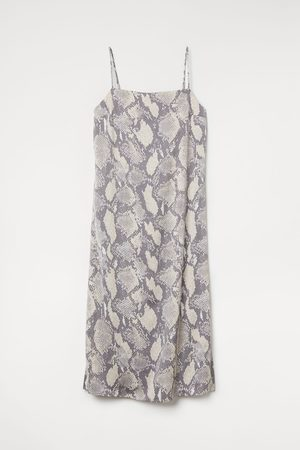 H&M Slipdress aus Satin