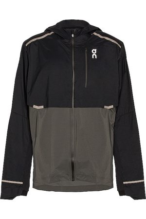 On Running Weather Jacket in . Size M.