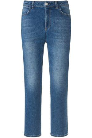 DAY.LIKE Damen Slim - Knöchellange Slim Fit-Jeans denim