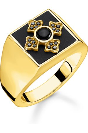Thomas Sabo Ringe - Ring Royalty Kreuz gold
