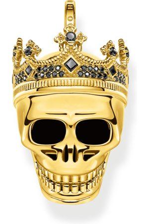 Thomas Sabo Armband Totenkopf König gold