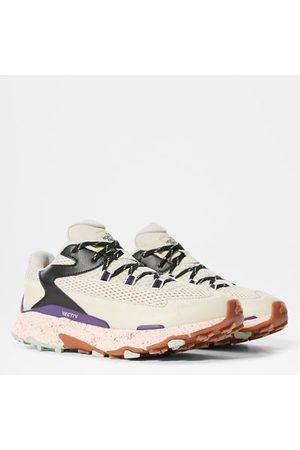 The North Face Vectiv Taraval Schuhe Für Damen Vintage White/tnf Black Größe 36 Damen