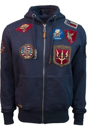 Top Gun Sweatjacke 'TGD1707