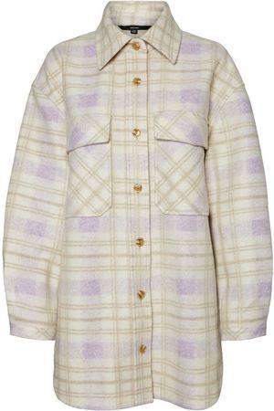Vero Moda Checked Jacket Damen