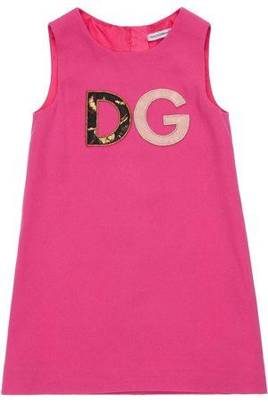 Dolce & Gabbana Stretch-cady-kleid