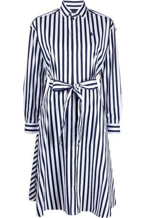 Polo Ralph Lauren Damen Freizeitkleider - Gestreiftes Hemdkleid