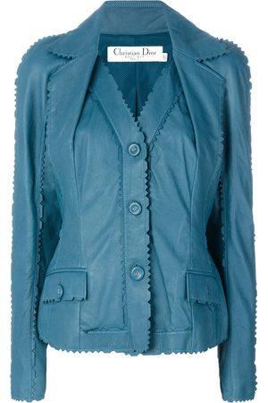 Dior Pre-owned Jacke mit Zickzacksaum