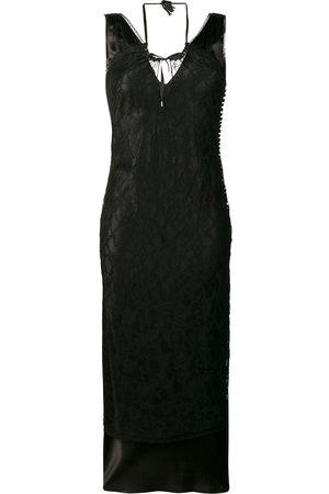 Dior Pre-owned Kleid im Layering-Look