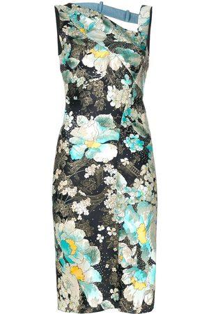 Dior Pre-owned Kleid mit floralem Print