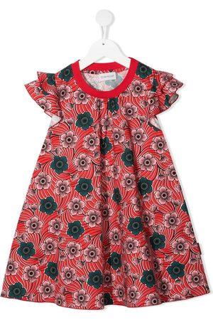 Moncler Mädchen Freizeitkleider - Kleid mit Blumen-Print