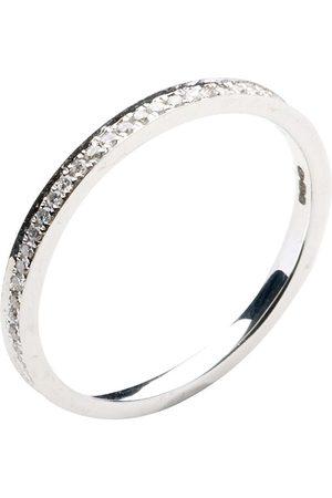 ANNOUSHKA Damen Ringe - 18kt Weißgoldring mit Diamanten