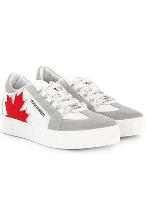 Dsquared2 TEEN Sneakers mit Ahornblatt