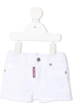 Dsquared2 Cropped - Klassische Jeans-Shorts