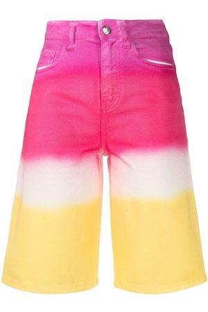 Ireneisgood Shorts mit hohem Bund
