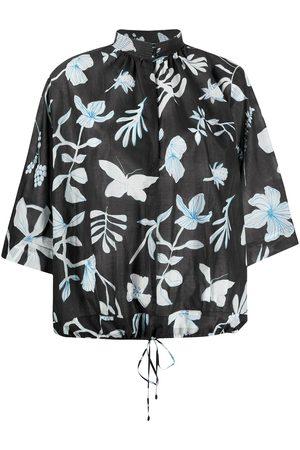 CHRISTIAN WIJNANTS Damen Blusen - Bluse mit Blumen-Print