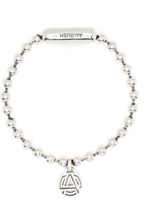 AMBUSH Armband mit Logo-Anhänger