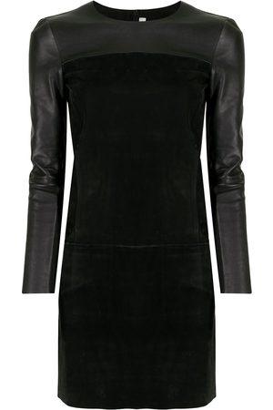 Céline Kleid mit langen Ärmeln