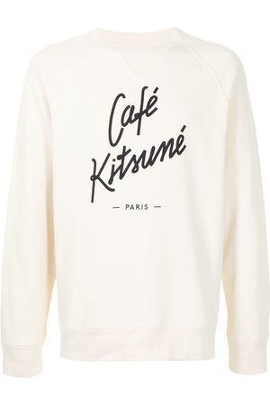 Maison Kitsuné Sweatshirt mit Logo-Print