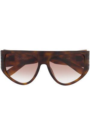 Max Mara Sonnenbrille im Oversized-Look