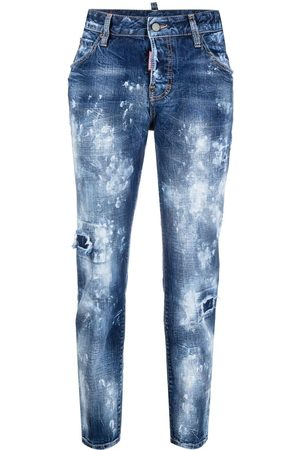 Dsquared2 Mädchen Skinny - Cool Girl Jeans