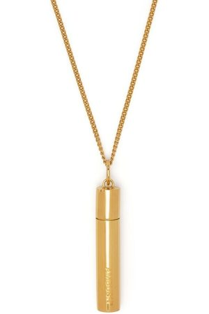 AMBUSH Halskette mit Pillenhülse