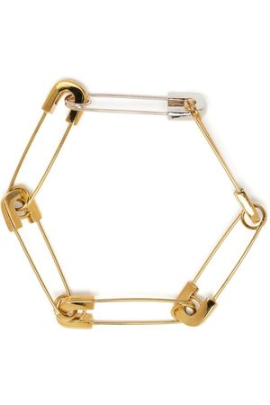 AMBUSH Armband im Sicherheitsnadel-Design