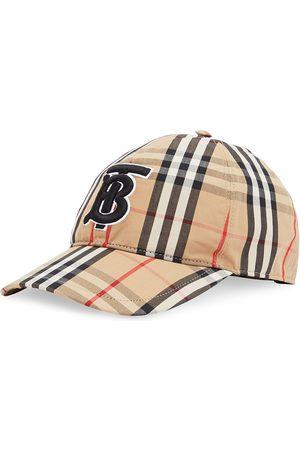 Burberry Herren Hüte - Baseballkappe mit Monogramm-Stickerei