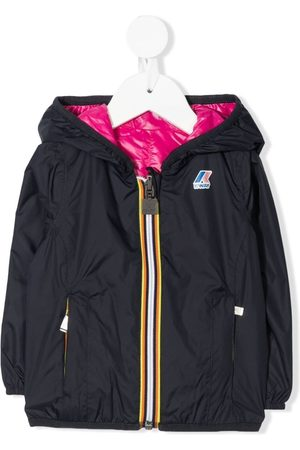 K-Way Sommerjacken - Shell-Jacke mit Kapuze
