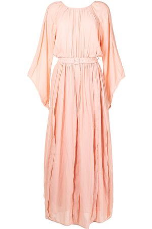 Baruni Damen Freizeitkleider - Kleid mit Gürtel