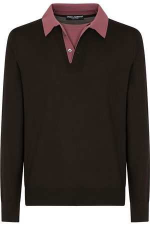 Dolce & Gabbana Zweifarbiger Pullover