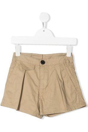 Dsquared2 Kids Ausgestellte Shorts mit hohem Bund