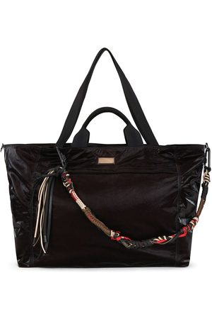 Dolce & Gabbana Reisetasche mit geflochtenem Riemen